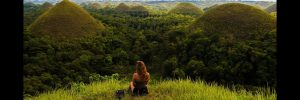 Beautiful Nature in Bohol – Philippines – Chocolate Hills (YOU HAVE TO VISIT THIS!)