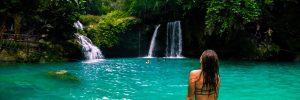 Most Beautiful Waterfalls in the World – Kawasan Falls and Badian Canyoneering – Philippines