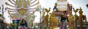 BUDDHIST PARADISE IN KOH SAMUI | THAILAND