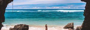WE FOUND HIDDEN BEACH IN BALI | PANDAWA & GUNUNG PAYUNG BEACH